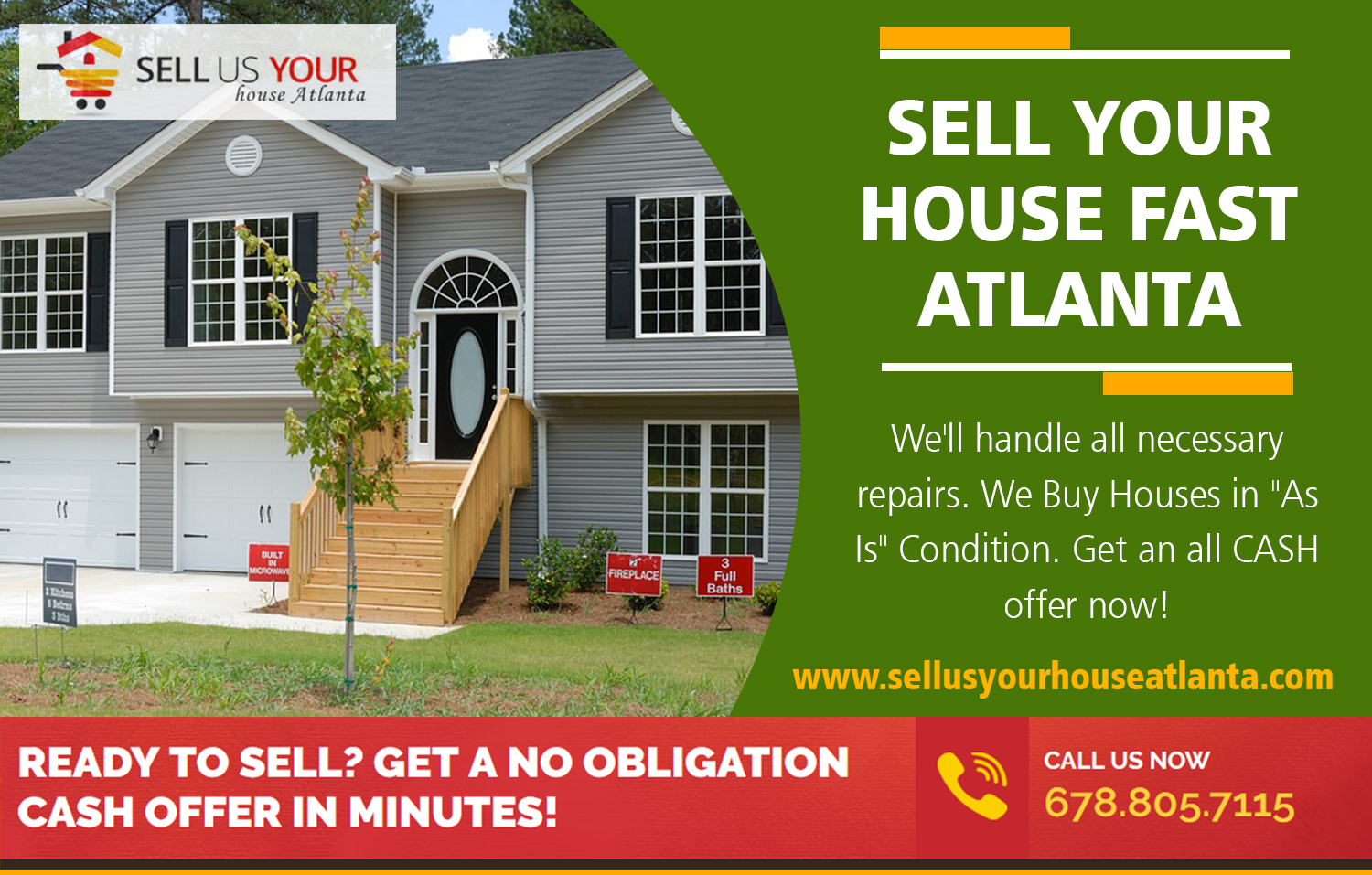Sell Your House Fast Atlanta