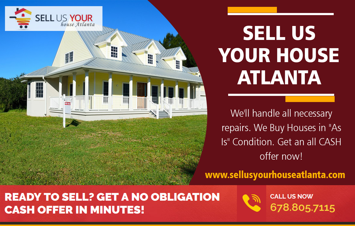Sell Your House Atlanta