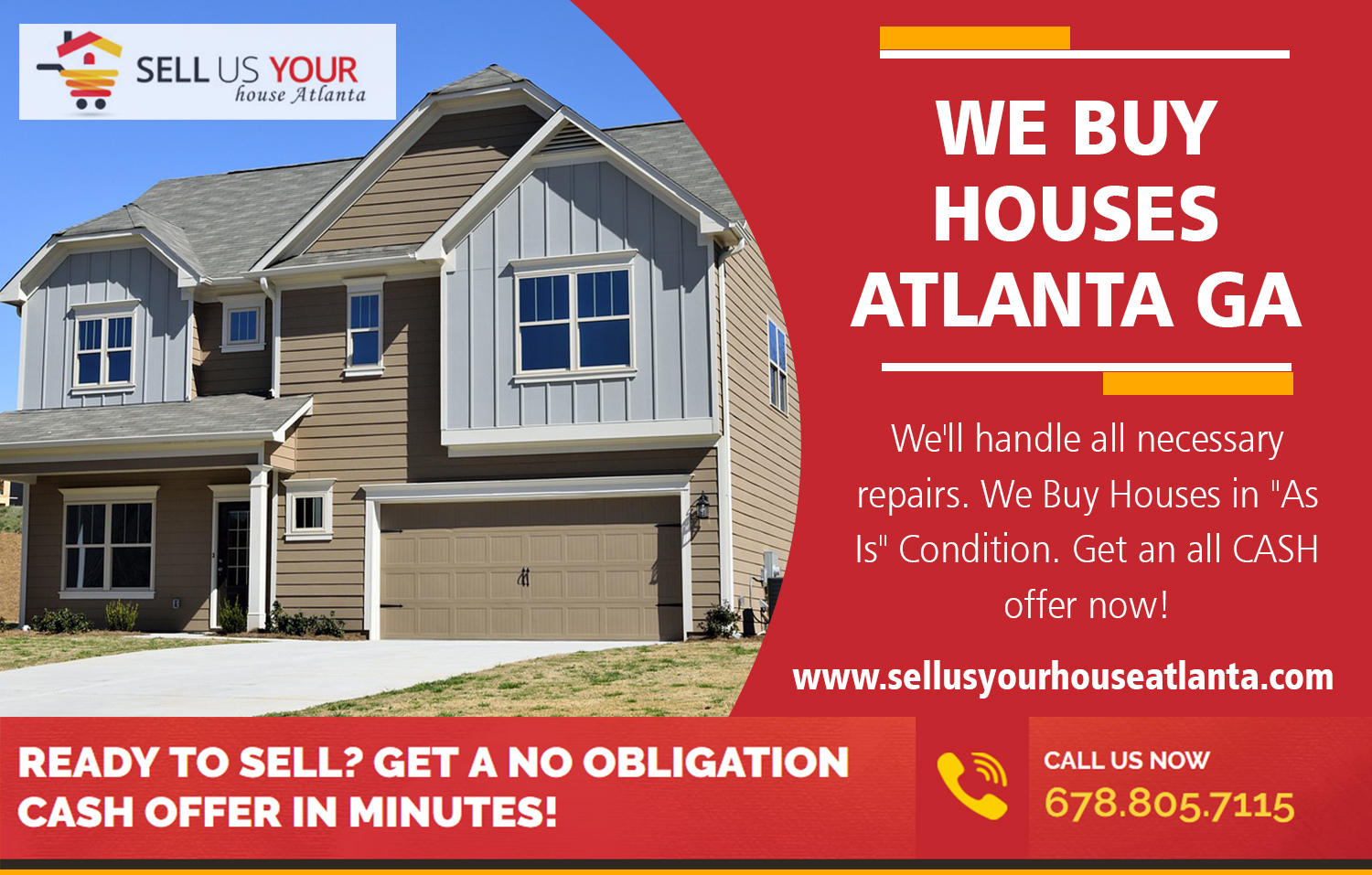 We Buy Houses Atlanta GA