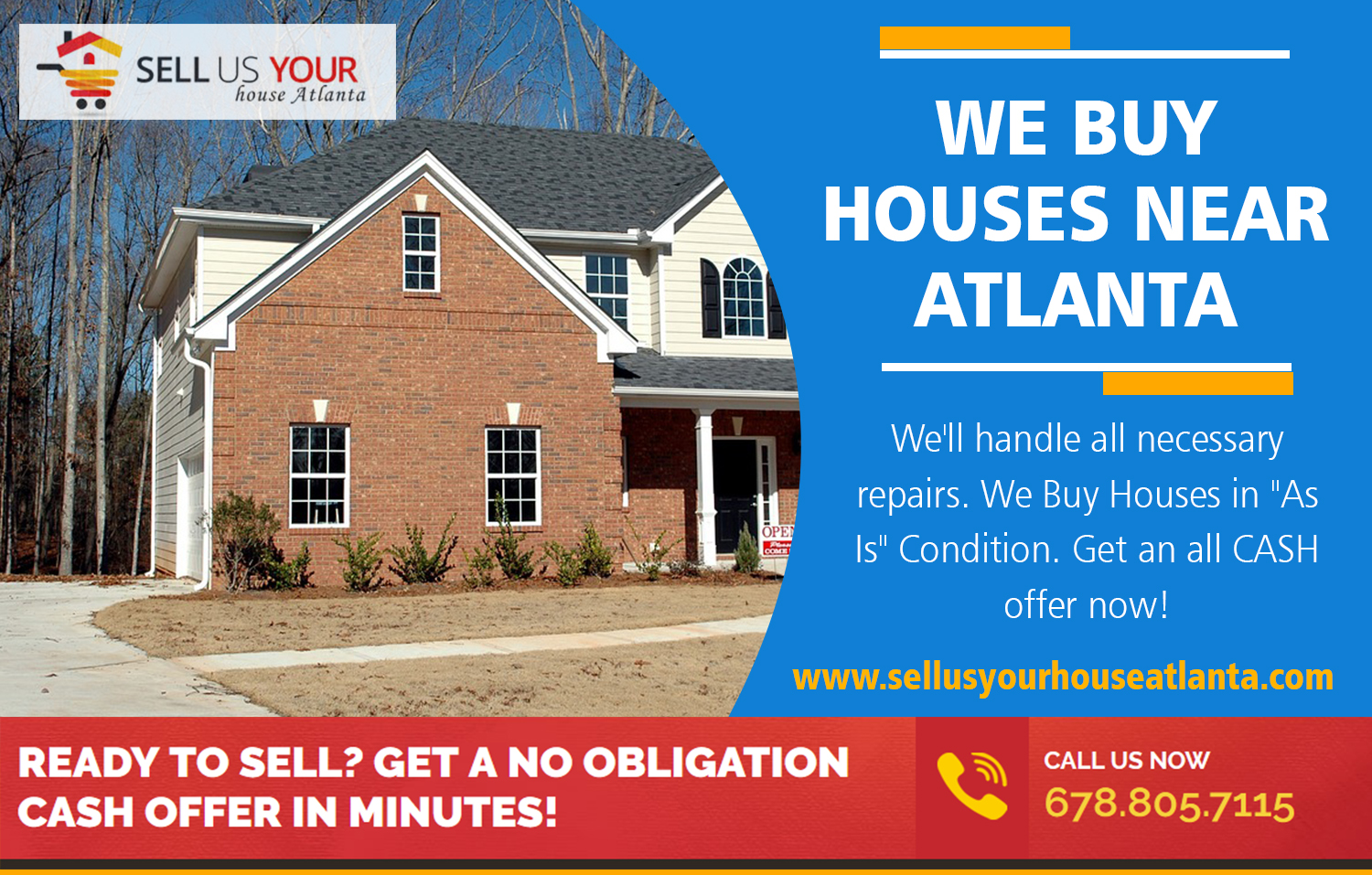 Where To Buy A House In Atlanta